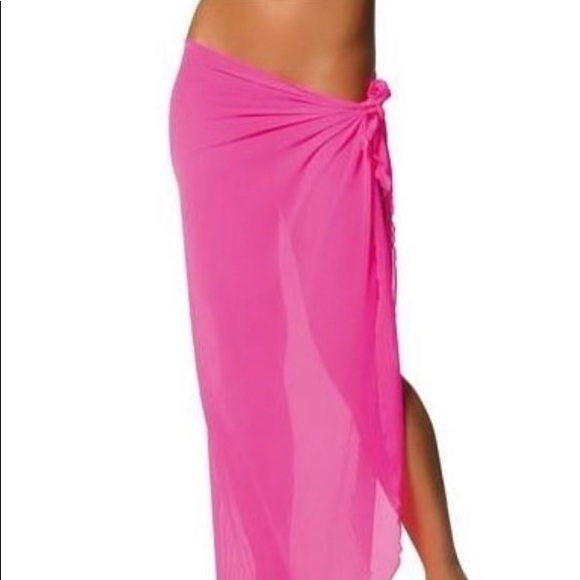 Roma Other - Swim Suit Wrap Cover Up Purple One Size Bathing